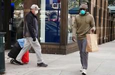 Mỹ: New York bắt buộc người dân đeo khẩu trang nơi công cộng
