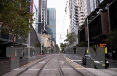 Australia duy trì biện pháp giãn cách xã hội thêm ít nhất 4 tuần