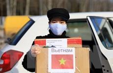 Đại sứ Việt Nam tại LB Nga kêu gọi cộng đồng chung tay chống COVID-19