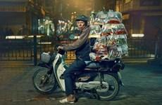 'Xe bán cá cảnh rong' ở Việt Nam chiến thắng giải thi ảnh tại Mỹ