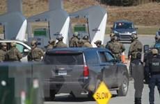 Cảnh sát Canada điều tra động cơ vụ nổ súng thảm sát ở Nova Scotia