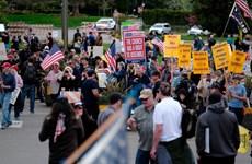 Facebook dỡ các nội dung kêu gọi biểu tình chống cách ly tại Mỹ