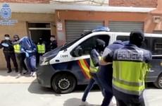 Tây Ban Nha bắt giữ phần tử IS bị truy nã gắt gao tại châu Âu