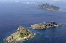 Nhật phản đối tàu Trung Quốc đi vào vùng biển gần quần đảo tranh chấp