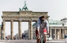 COVID-19: Nhiều bang tại Đức quy định bắt buộc đeo khẩu trang