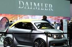 Lợi nhuận của Daimler giảm mạnh do ảnh hưởng dịch COVID-19