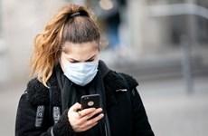 Đức theo dõi các ca nhiễm COVID-19 qua điện thoại thông minh