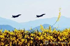 Không quân Hàn Quốc và Mỹ tiến hành cuộc tập trận chung