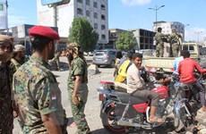 Liên quân Arab kêu gọi chấm dứt leo thang căng thẳng ở miền Nam Yemen