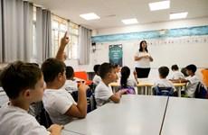 Israel: Học sinh các cấp sẽ dần đi học trở lại từ ngày 3/5