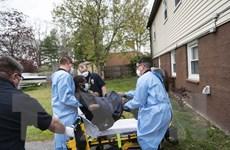 Dự đoán số ca tử vong ở Mỹ do COVID-19 vượt ngưỡng 74.000 vào tháng 8