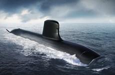 Tàu ngầm hạt nhân Suffren của Pháp lần đầu tiên ra khơi