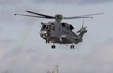 Thông tin mới nhất về vụ trực thăng quân sự mất tích ở Địa Trung Hải