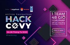65 sản phẩm dự thi Hackcovy 2020, sáng tạo công nghệ chống đại dịch