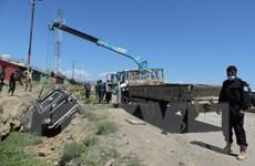 Giao tranh giữa Taliban và các lực lượng Afghanistan ngày càng dữ dội