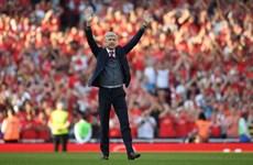 Tròn 2 năm ngày 'Giáo sư' Wenger có trận đấu cuối cùng ở Emirates