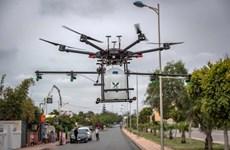 Maroc triển khai thiết bị bay không người lái đối phó COVID-19