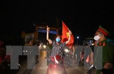 Hà Nội dỡ lệnh cách ly thôn Hạ Lôi sau 28 ngày phong tỏa
