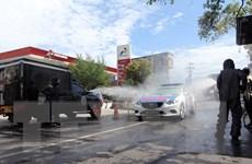 Chính phủ Indonesia cho phép giao thông công cộng hoạt động trở lại