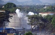 Số người nhập viện do vụ rò rỉ khí độc tại Ấn Độ tăng mạnh