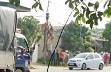 Nghệ An: Một nhân viên Điện lực thành phố Vinh bị điện giật tử vong