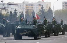 75 năm chiến thắng phátxít: Belarus duyệt binh mừng Ngày Chiến thắng