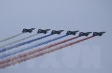 [Photo] Nga duyệt binh trên không kỷ niệm Ngày Chiến thắng