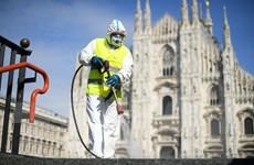 Sản lượng công nghiệp Italy giảm gần 30%, tỷ lệ thất nghiệp tăng ở Đức