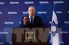 Israel: Lãnh đạo Đảng Xanh-Trắng Gantz từ chức Chủ tịch Quốc hội