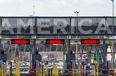 Canada cam kết áp dụng các biện pháp mạnh mẽ tại biên giới với Mỹ