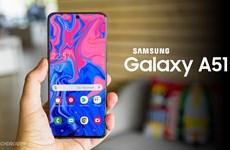 Samsung Galaxy A51 là mẫu smartphone bán chạy nhất quý 1 năm 2020