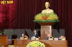 Ngày làm việc thứ tư Hội nghị lần thứ 12 Ban Chấp hành TW Đảng