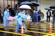 Hàn Quốc ghi nhận số ca nhiễm mới thấp nhất trong 1 tuần