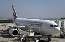 Hãng hàng không Emirates dự kiến cắt giảm 30.000 nhân viên