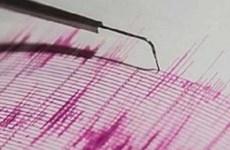 Xảy ra hai trận động đất liên tiếp tại miền Trung Nhật Bản