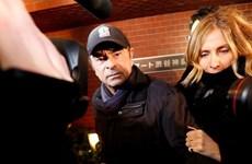 Mỹ bắt giữ 2 đối tượng liên quan vụ trốn thoát của cựu Chủ tịch Nissan