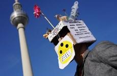 Đức: Tiếp diễn biểu tình phản đối các biện pháp phong tỏa do COVID-19