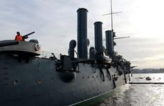 [Mega Story] 120 năm chiến hạm Rạng Đông: Nhân chứng lịch sử nước Nga