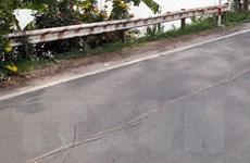 An Giang: Quốc lộ 91 cũ đoạn qua xã Bình Mỹ có nguy cơ sạt lở