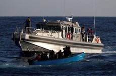 Đắm thuyền ngoài khơi Tunisia, 1 người chết và nhiều người mất tích