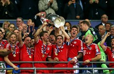 Ngày này năm xưa: Hạ Dortmund, Bayern lên đỉnh Champions League