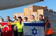 Máy bay của Israel lần đầu hạ cánh tại Thổ Nhĩ Kỳ sau 13 năm