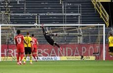 Hình ảnh đáng nhớ trong chiến thắng của Bayern trước Dortmund