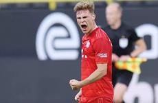 Kimmich nói gì sau khi lập siêu phẩm giúp Bayern áp sát ngôi vương?