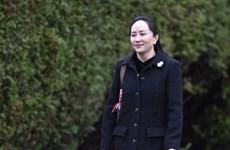 Trung Quốc kêu gọi Canada lập tức thả Giám đốc tài chính Huawei