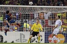 Ngày này năm xưa: Messi đánh đầu hạ M.U giúp Barcelona vô địch
