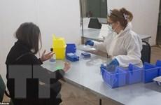 Dịch COVID-19: Anh triển khai chương trình 'xét nghiệm và truy vết'