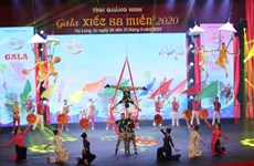 Hơn 80 nghệ sỹ, diễn viên tham dự Gala xiếc ba miền 2020