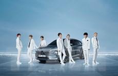 Nhóm nhạc nam Hàn Quốc BTS đầu tiên đạt 1 tỷ lượt view trên Youtube