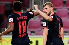 Kết quả Bundesliga: RB Leipzig không dễ dàng từ bỏ cuộc chơi